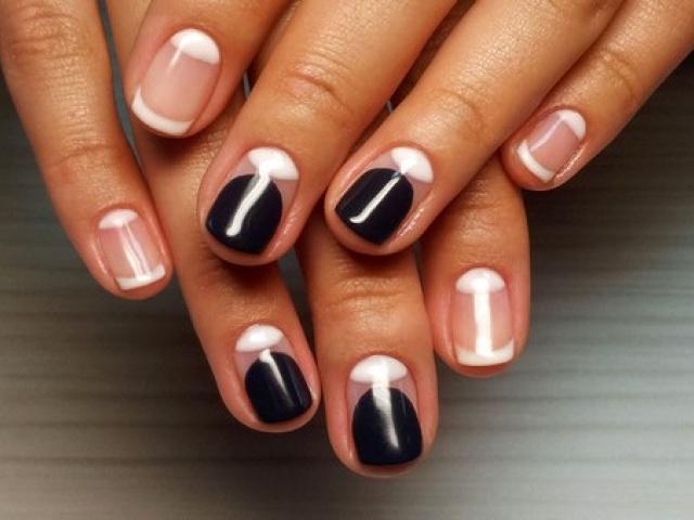 Маникюр на короткие ногти – это основной тренд в модном маникюре сезона 2021